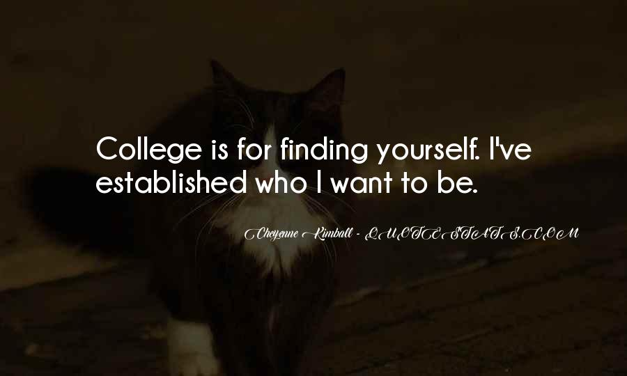 Quotes About Finding A Job After College #563604