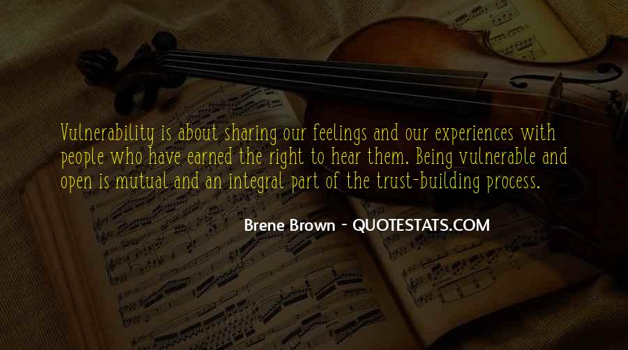 Quotes About Right Feelings #203432