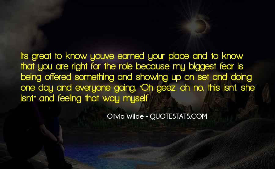 Quotes About Right Feelings #221284