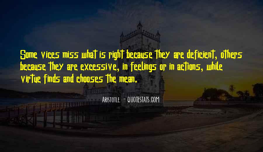 Quotes About Right Feelings #769044