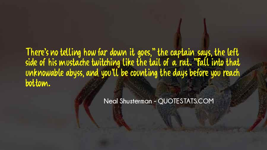 Quotes About Counting Days #573006