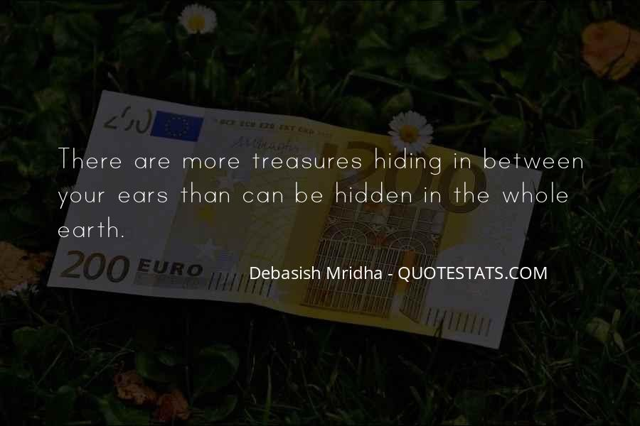 Quotes About Someone Hiding Something #53195