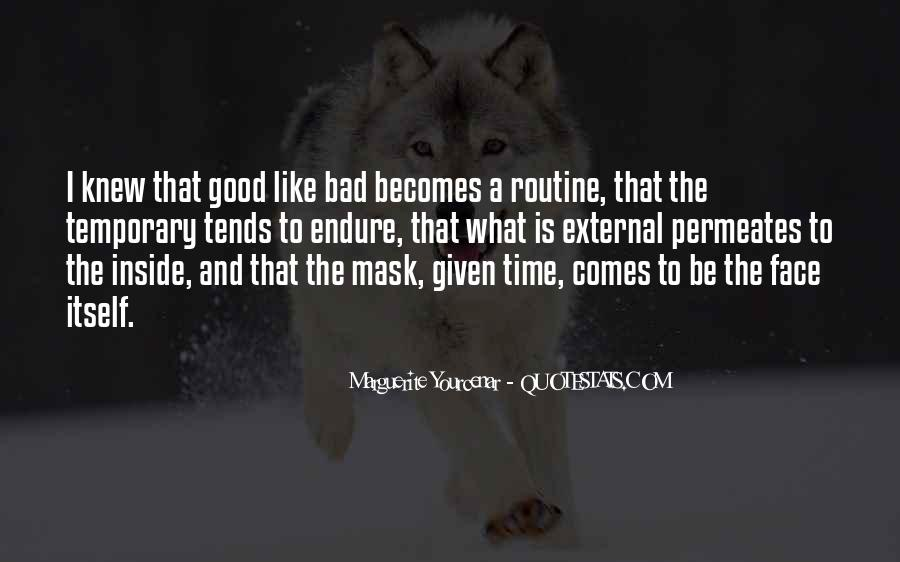 Quotes About Good Routine #25226