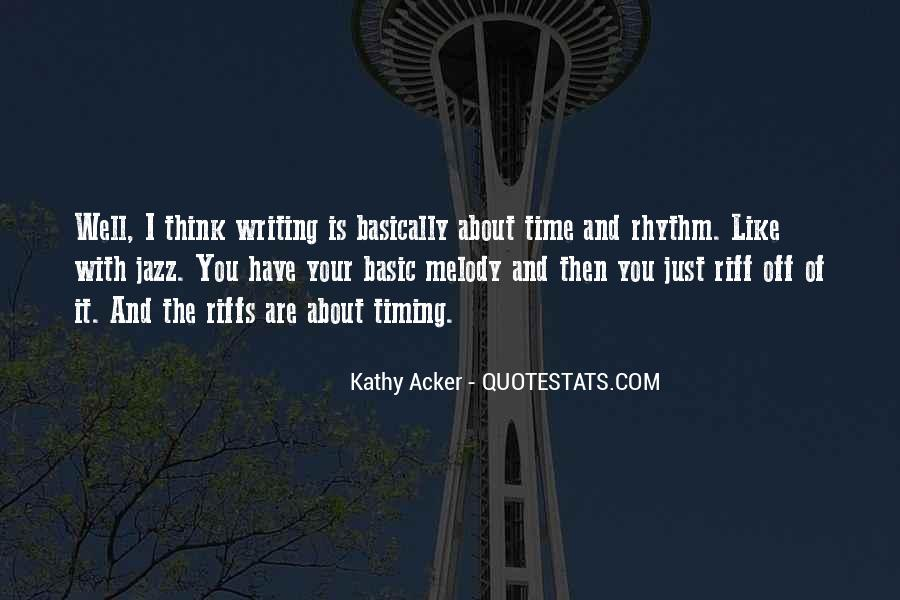 Quotes About Riff #1243812