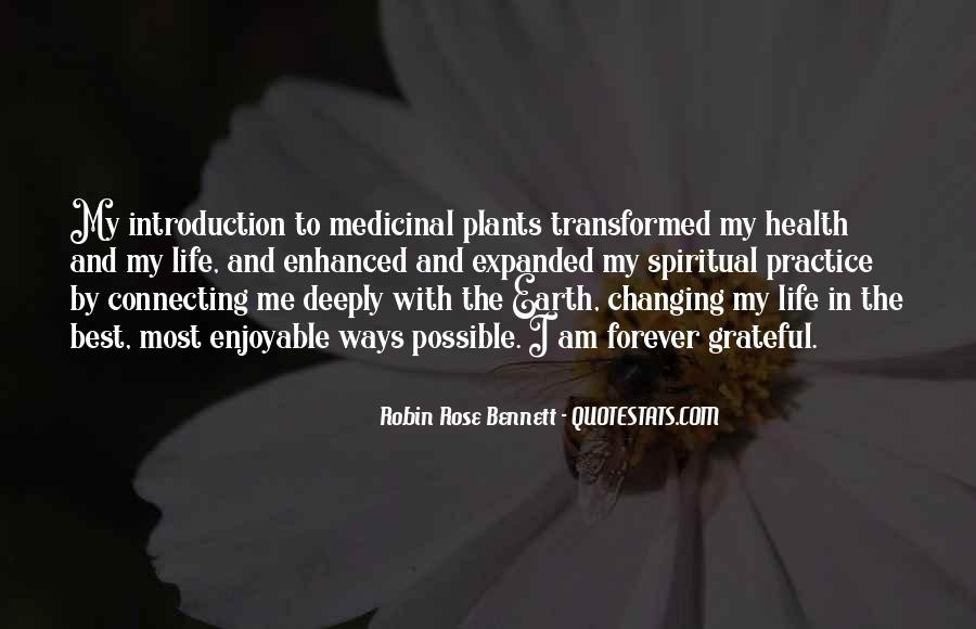 Quotes About Medicinal Herbs #1485144