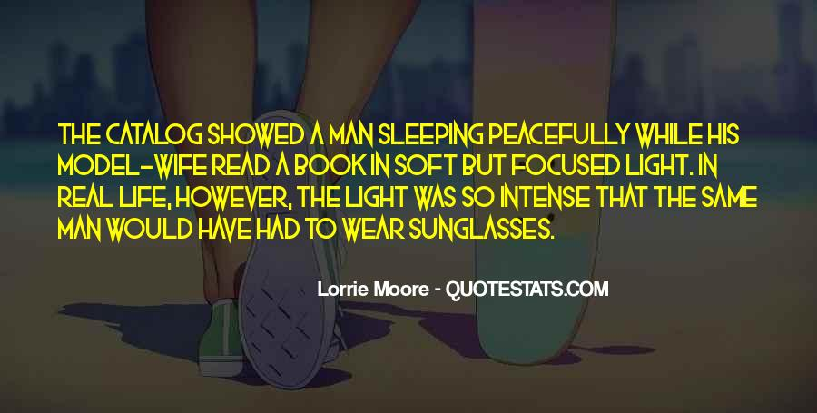 Quotes About Sleeping Peacefully #486992