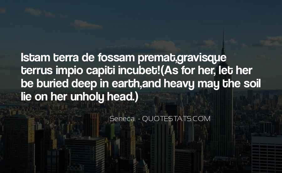 Quotes About Heavy Head #1059692