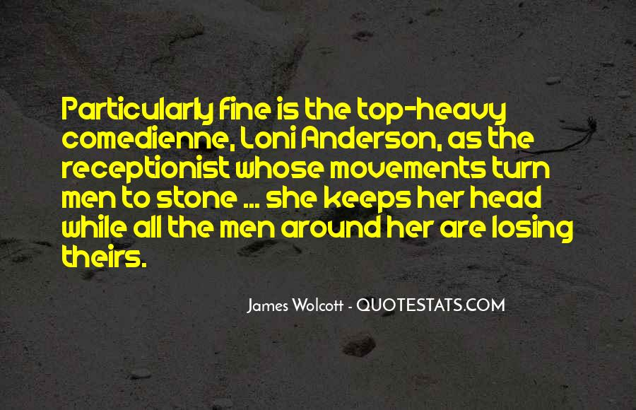Quotes About Heavy Head #1421361
