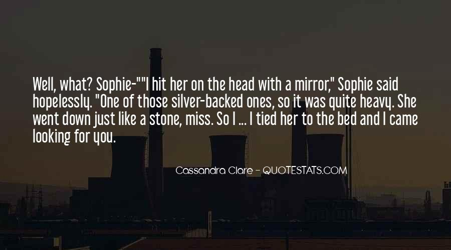 Quotes About Heavy Head #820422