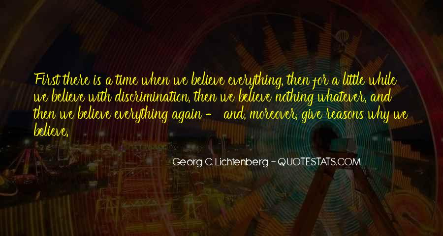 Quotes About There's A Time For Everything #581135