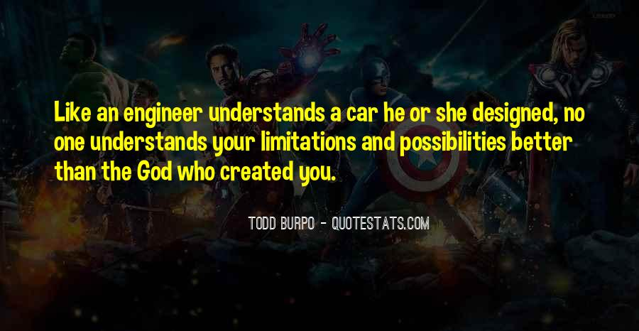 Quotes About No One Understands You #560745