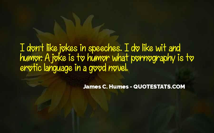 Quotes About Speech And Language #572951