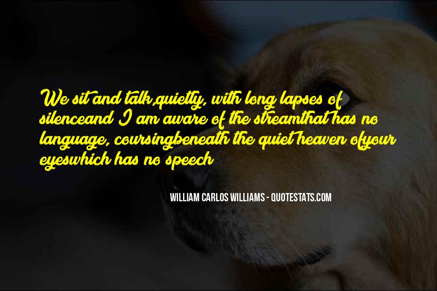 Quotes About Speech And Language #843765