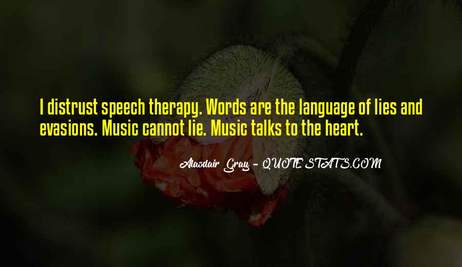 Quotes About Speech And Language #899313