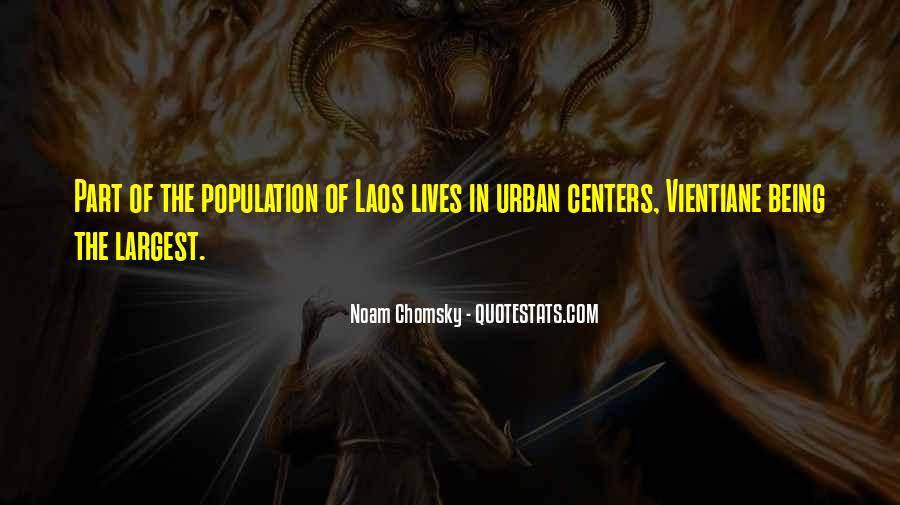 Quotes About Laos #1090946