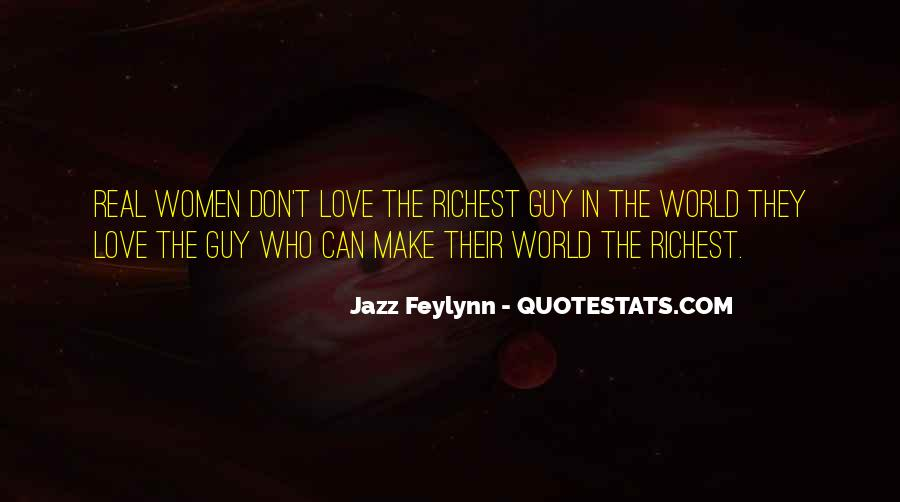 Quotes About Rich Woman #1028150