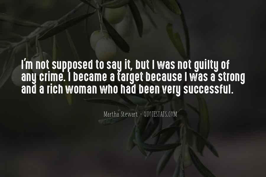 Quotes About Rich Woman #1443177