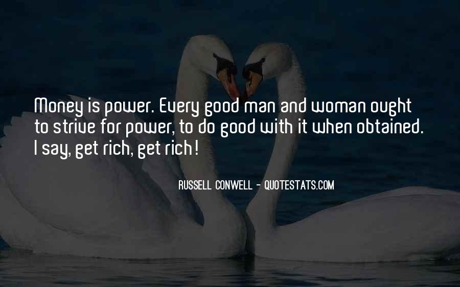 Quotes About Rich Woman #1607291