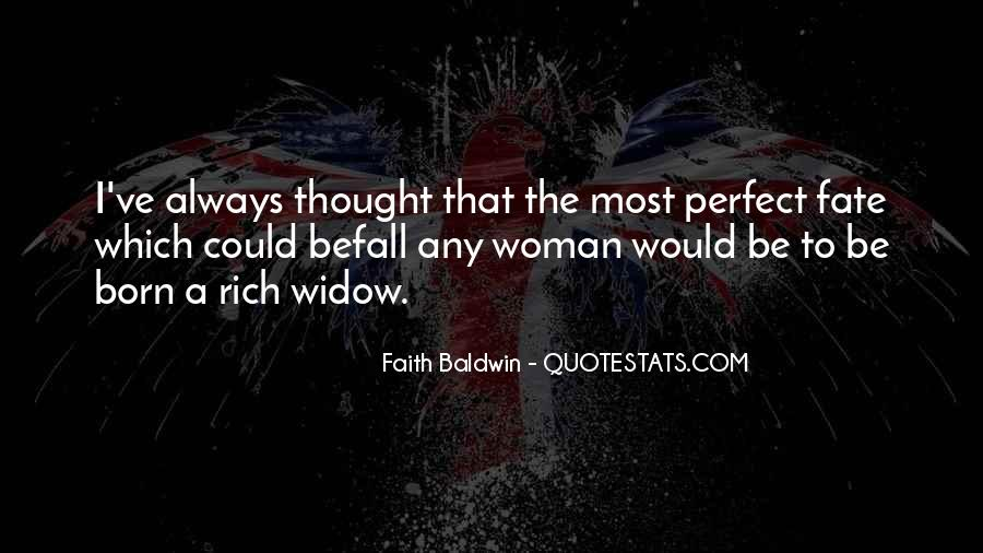 Quotes About Rich Woman #979139