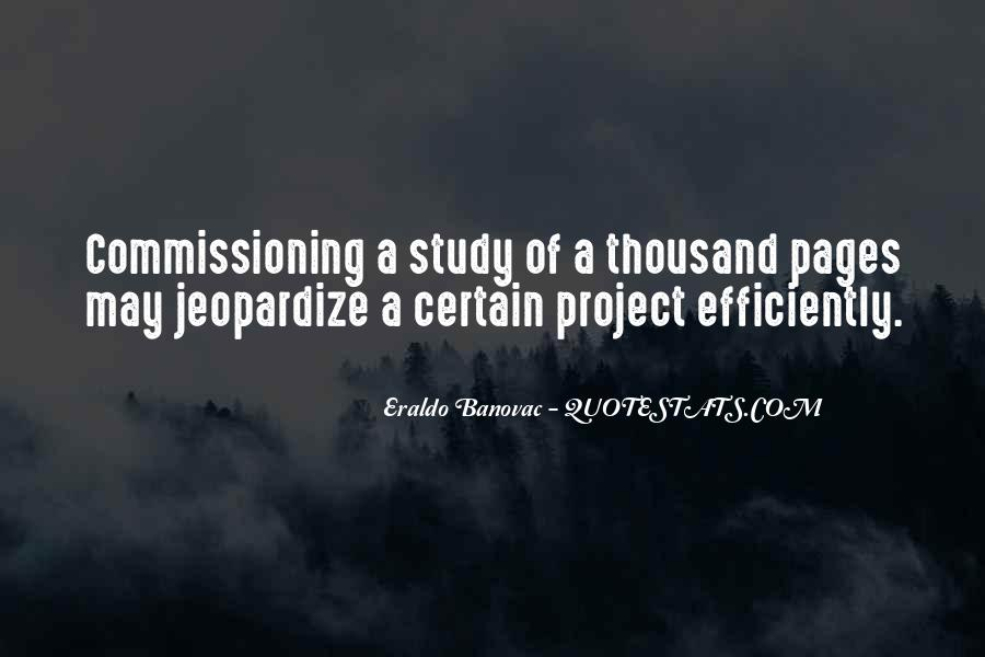 Quotes About Commissioning #1243904