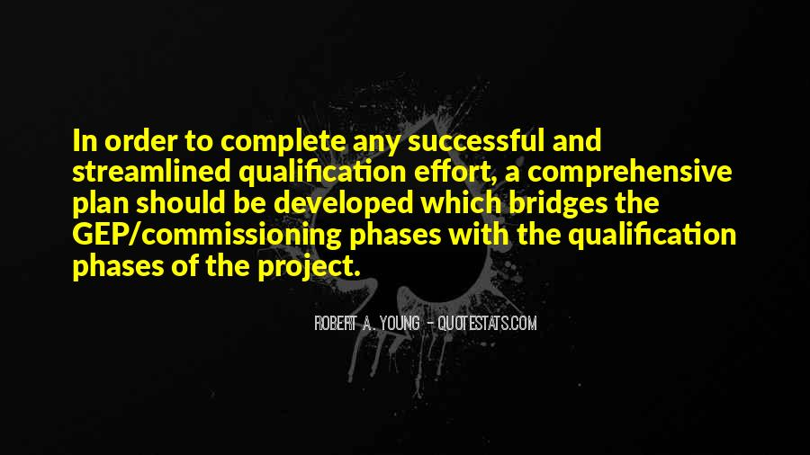 Quotes About Commissioning #595825