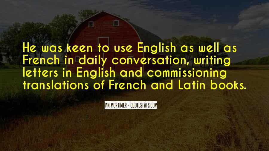 Quotes About Commissioning #740569