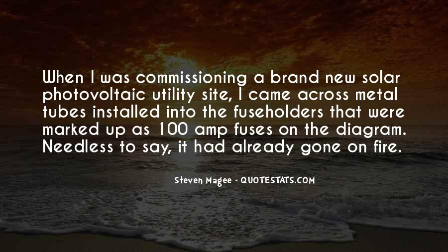 Quotes About Commissioning #859430