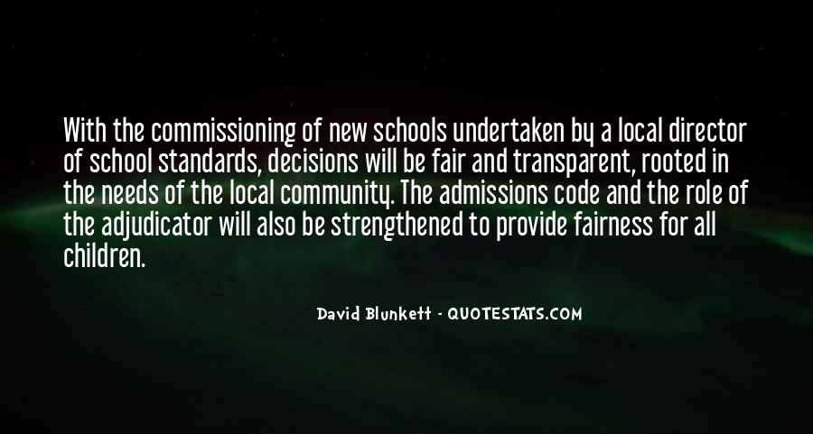 Quotes About Commissioning #941550