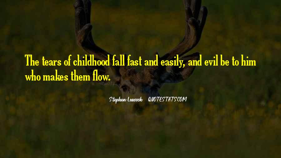 Quotes About Childhood Going Fast #994479
