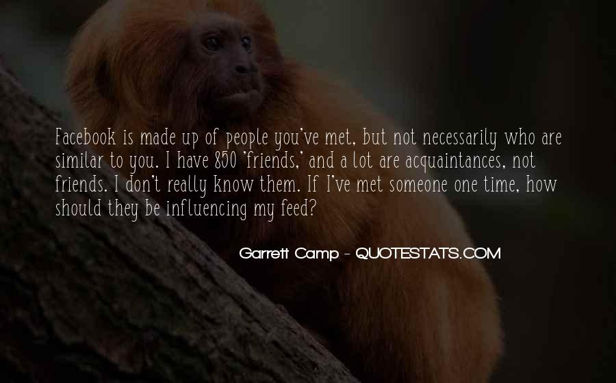 Quotes About Friends Who Are Not Really Friends #1612727