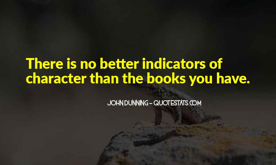 Quotes About Indicators #1599301