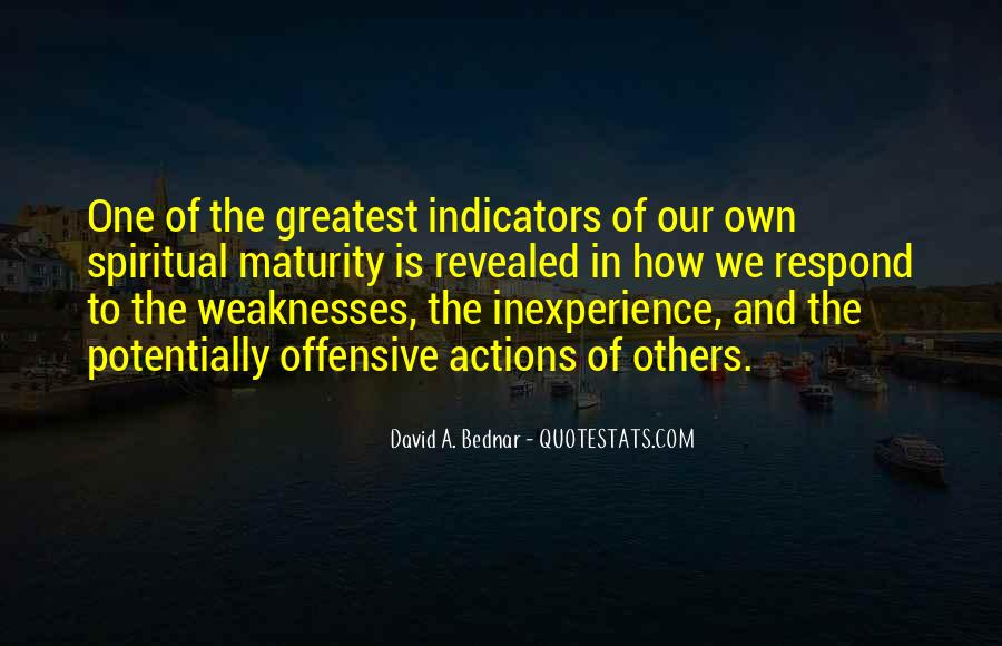 Quotes About Indicators #394759