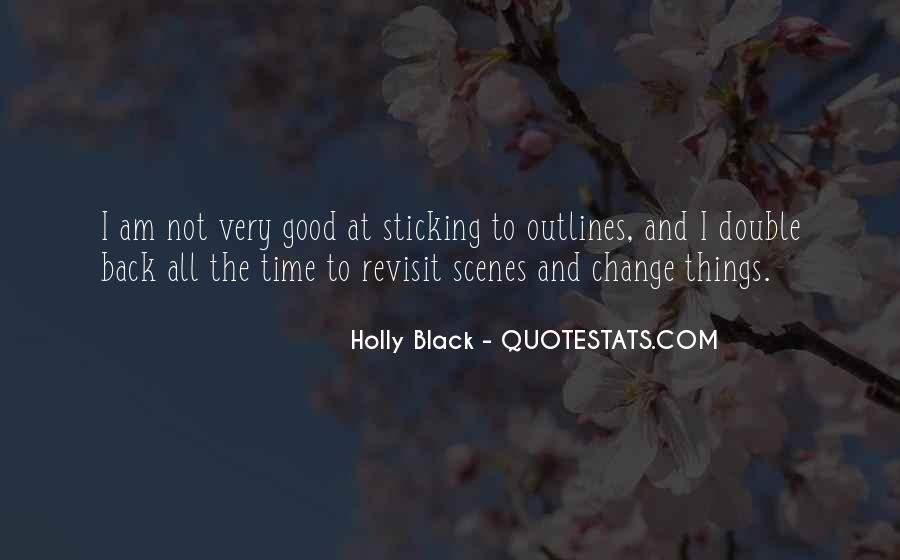 Quotes About Outlines #107823