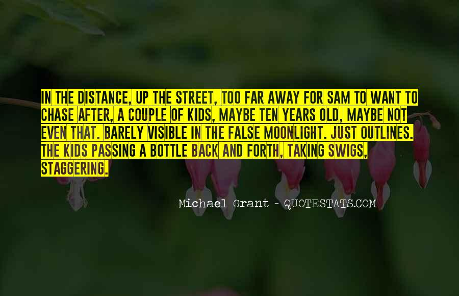 Quotes About Outlines #14012
