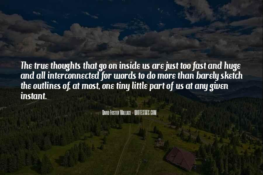 Quotes About Outlines #1470621
