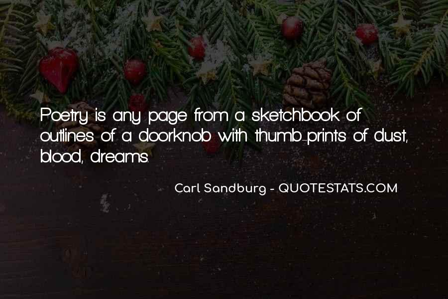 Quotes About Outlines #1671857