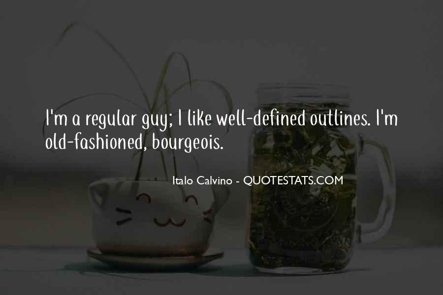 Quotes About Outlines #809751