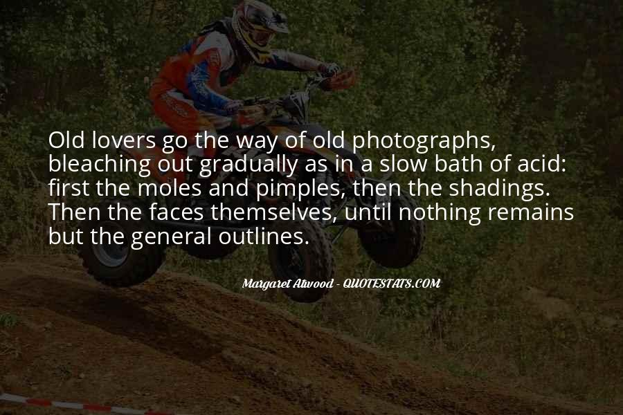 Quotes About Outlines #995829