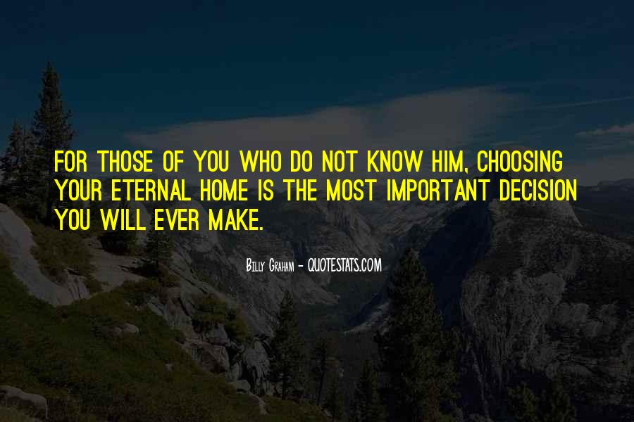 Quotes About Him Not Choosing You #172414