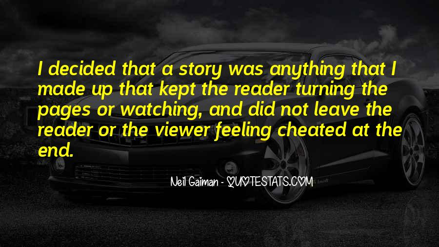 Quotes About Watching Someone Leave #930307