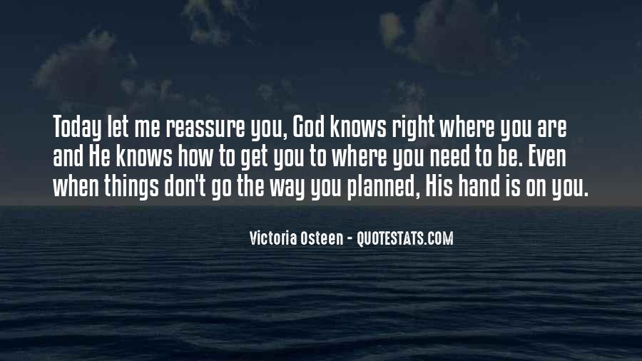 Quotes About When Things Don't Go As Planned #285084