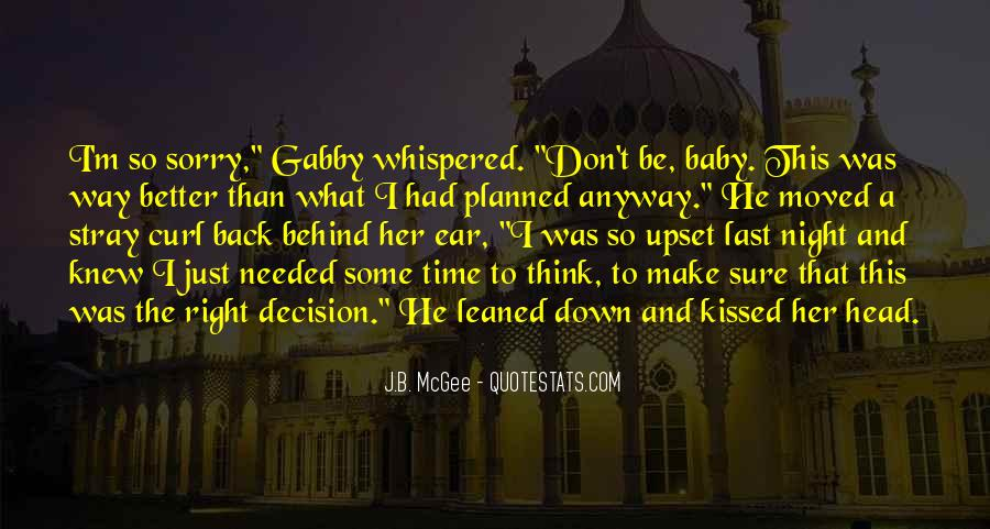 Quotes About When Things Don't Go As Planned #609357