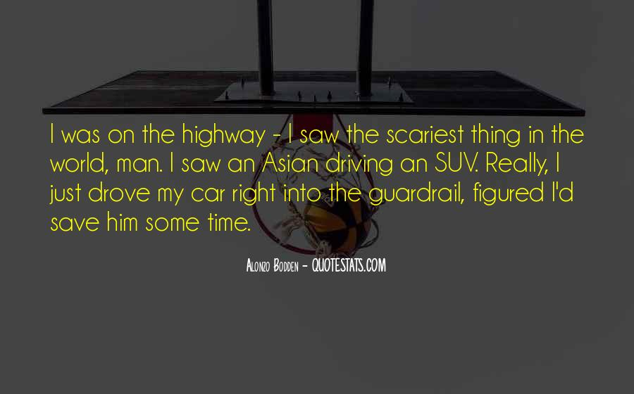 Quotes About Suv #1203201