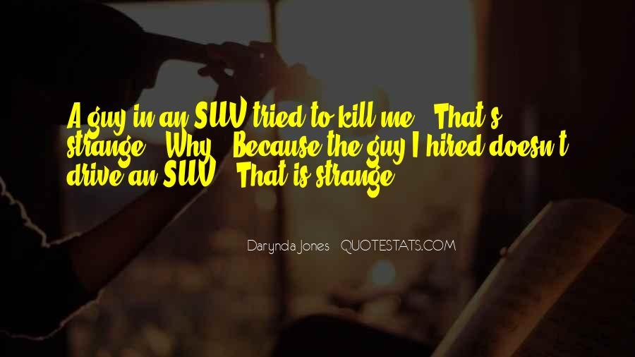 Quotes About Suv #1732873