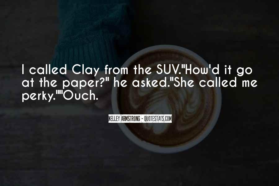Quotes About Suv #183482