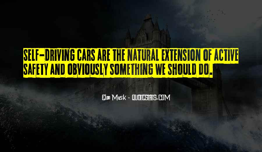 Quotes About Driving Safety #199319
