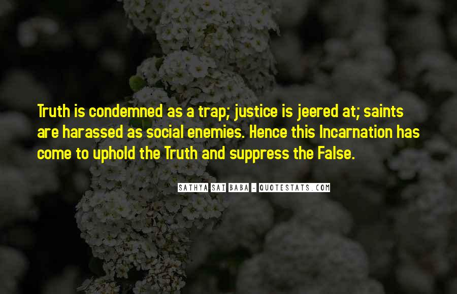 Quotes About False Truth #113035