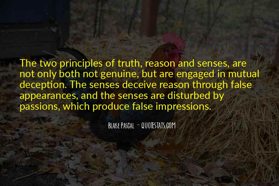Quotes About False Truth #187555