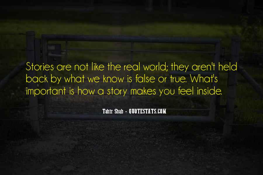 Quotes About False Truth #197189
