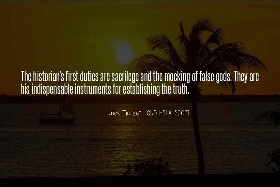 Quotes About False Truth #310602